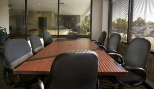 Large Conference Room (Seats 10)