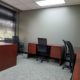office area work with others